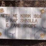Çelja e shkollës së parë shqipe në Libohovë