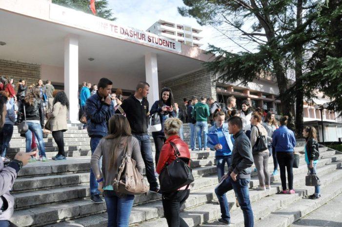 Gjirokastër, pedagogia e Fakultetit Ekonomik preket nga Covid