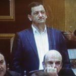 Vangjel Tavo i 'ngelur në vjeshtë', bën betimin si deputet në seancën e sotme