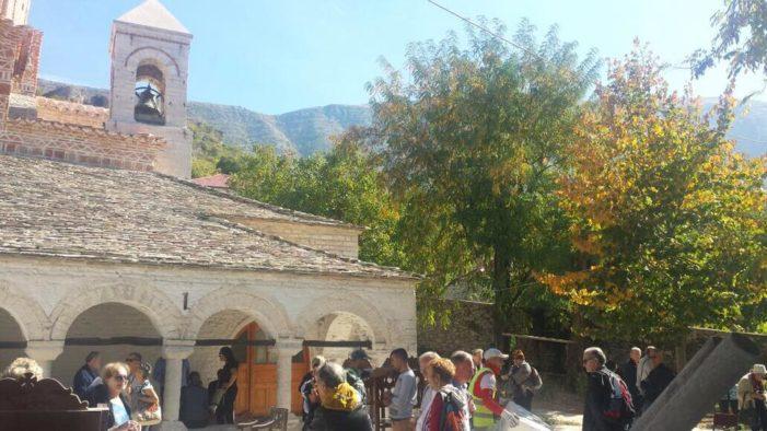 Kumbaro ka një ftesë: Ejani në Labovë të dielën, festojmë Shën Dhimitrin te kisha e restauruar