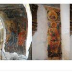 Kisha e Labovës, punimet nxjerrin në pah skena ikonografike