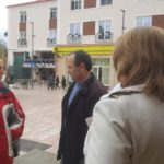 Përmbytjet, Mirela Kumbaro vjen në Gjirokastër: Firmat për mirëmbajtjen e rrugëve të tregohen të përgjegjshme (FOTO)