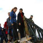 Kumbaro e Xhaçka në Dropull, rindërtohet ura e shkatërruar nga përmbytjet