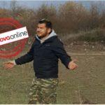 Flet elektriçisti që bënte akrobaci mbi lumin Drino, njihuni me Thanasin nga Dropulli (FOTO)