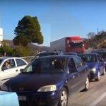 Vijnë emigrantët për festa, 5 Km radhë në Kakavijë (VIDEO)