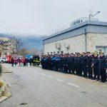 Festohet në Gjirokastër 105 vjetori i themelimit të Policisë së Shtetit, nderohen disa efektivë