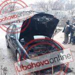 FOTO/ Kjo është makina e djegur e Arten Hoxhës në Gjirokastër