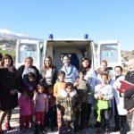 Gjirokastër, nis vaksinimi i fëmijëve të komunitetit rom