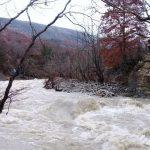 Moti i keq, rrëzohet Ura e Hoshtevës në Zagori (FOTO)