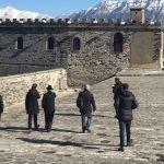 Kumbaro viziton Kalanë e Gjirokastrës: Situatën e kemi në monitorim, së shpejti ndërhyrje fortifikuese