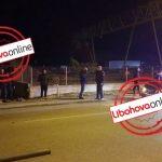 Aksident në Gjirokastër, dy automjete përplasen në 'Gërhot' (FOTO)