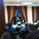 Ministri Peleshi takime me fermerët në Libohovë: Aplikoni për të marrë subvencione dhe grante deri më 28 mars