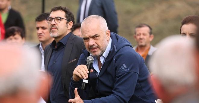 Edi Rama sjell qeverinë në Gjirokastër muajin e ardhshëm