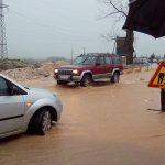 Iku bora vjen shiu, qarku Gjirokastër i rrezikuar sërish nga përmbytjet