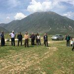 Banorët e Kardhiqit dhe Prongjisë dalin në protestë, Zamira Rami ka dhënë me qira tokat e tyre