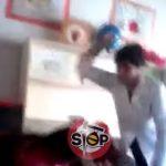 Dhunë në shkollat e Gjirokastrës, mësuese Marjeta godet disa herë nxënësin (VIDEO)