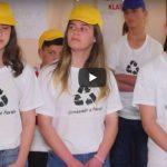 Nisma e nxënësve në Gjirokastër, shpërndajnë 1 mijë çanta ekologjike (VIDEO)