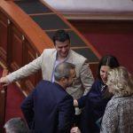 Deputetët e Gjirokastrës takohen me Tahirin në Kuvend (FOTO)
