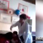 Paguhej për Matematikë, por dhunonte nxënësit. Pezullohet mësuesja nga Gjirokastra (VIDEO)