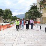 Kumbaro inspekton kantierin e 'Rilindjes Urbane' në Libohovë: Kënaqësi kur shikoj se si ndryshon vendlindja e tim eti (FOTO)