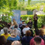 Ministrja Manastirliu dhe Flamur Golemi takim me infermierët në Picar (FOTO)
