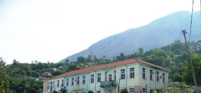 Pas projektit të qendrës Libohova merr një tjetër investim, 65 milionë lekë për palestrën e shkollës 'Avni Rustemi'
