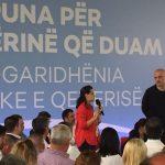Zamira Rami ikën me PS-në? Kryebashkiakja e Gjirokastrës sqaron përse shkoi në takimin e Kryeministrit