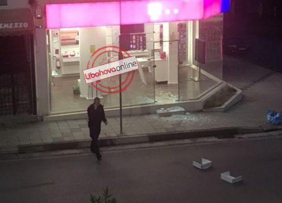 Gjirokastër, vjedhje me maska në '18 Shtatori'. Hajdutët marrin kasafortën e biznesit