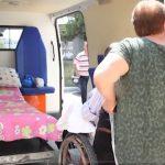 """""""Hallet"""" e dializës në Gjirokastër, pacientët ankohen për transportin"""