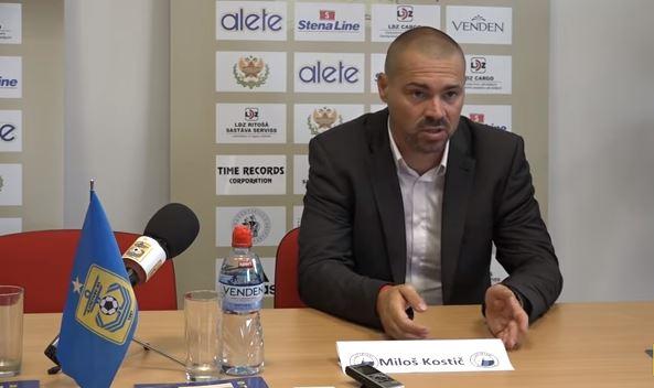 Gjirokastër, shkarkohet trajneri i Luftëtarit. Mezani merr drejtimin e klubit
