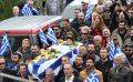"""""""Zjarr kundër qenve shqiptarë"""", thirrje nacionaliste në Dropull për varrimin e ekstremistit Kacifas"""