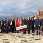 106 vjetori i Pavarësisë, ngrihet flamuri kuq e zi në Libohovë (FOTO)