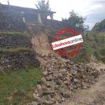 Gjirokastër, shembet muri rrethues në kishën e fshatit të Fatos Nanos