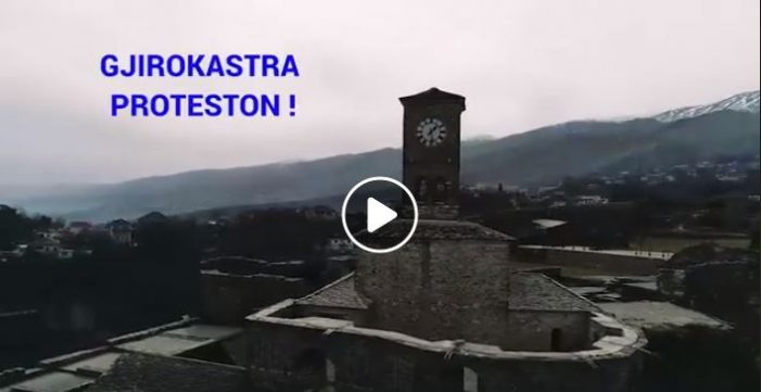 PD proteston në Gjirokastër më 9 shkurt: Ejani të rrëzojmë Edi Ramën (VIDEO)