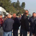 Protestojnë shoferët e autobusëve në Gjirokastër: Libohova dhe Dropulli të mos kenë linjë transporti për Tiranë