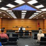 Kryetarja e Gjykatës Gjirokastër del para komisionit të vettingut, konstatohen probleme me pasurinë