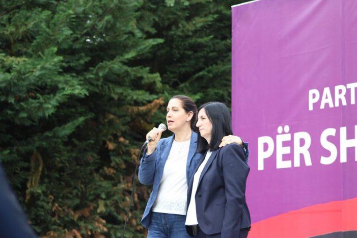 Zgjedhjet, prezantohen kandidatët e PS-së në Gjirokastër (FOTO)