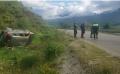 Gjirokastër, aksident në Virua, tre të plagosur