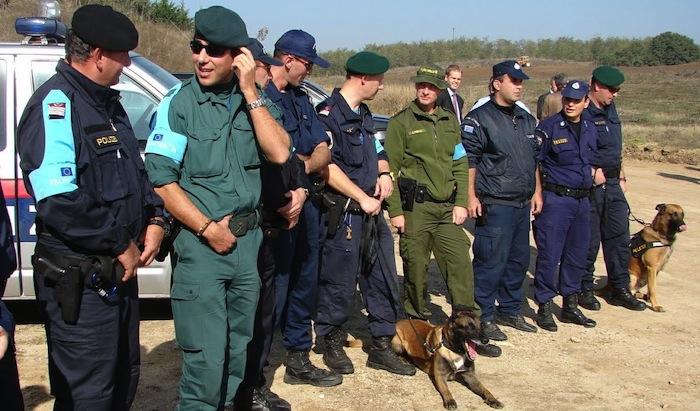 Frontex mbërrin në Gjirokastër, do të kontrollojnë kufirin me Greqinë