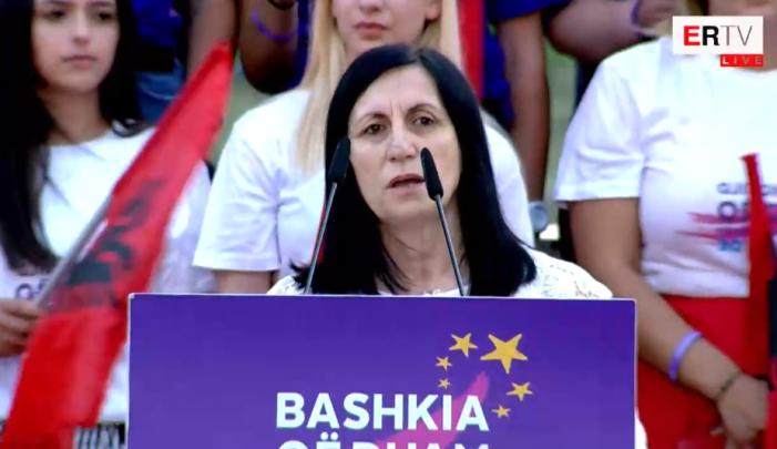 Gjykata e Gjirokastrës 'vulos' mandatin e dytë të Luiza Mandit në Bashkinë Libohovë