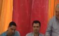 Lulzim Basha vizitë në Libohovë, pritet nga militantët e PD-së