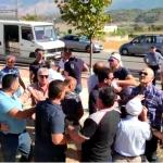 """""""O i pacipë, o llapaqen, o palaço"""", shihni pamjet e sherrit mes ballistëve dhe demokratëve në Gjirokastër (VIDEO)"""