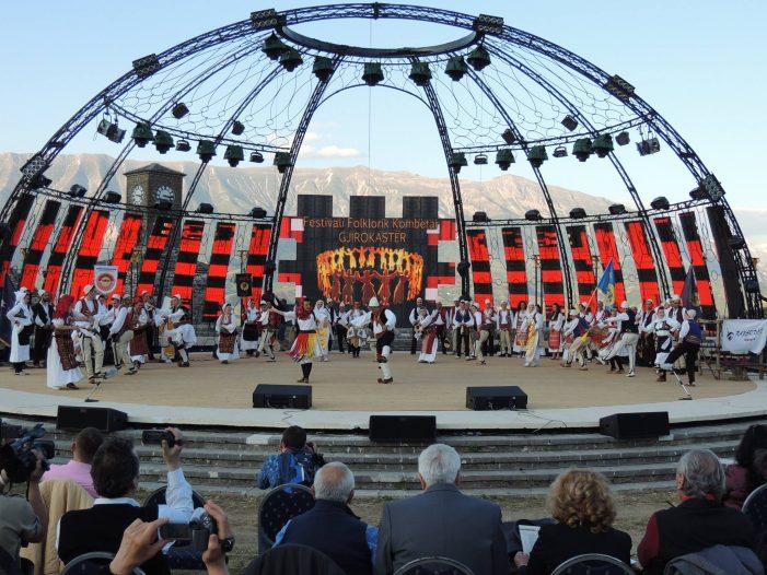 Festivali Folklorik Kombëtar i Gjirokastrës do të organizohet në shtator 2020