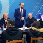 Gazment Bardhi bën bashkë demokratët e Gjirokastrës: Ne do ta ndryshojmë këtë realitet