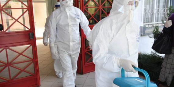 Gjirokastra hyn në 'zonën e kuqe', 4 raste të reja me koronavirus