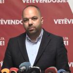 Me origjinë nga Libohova dhe Delvina, Kreshnik Merxhani kandidat për deputet i Vetëvendosjes në Gjirokastër (VIDEO)
