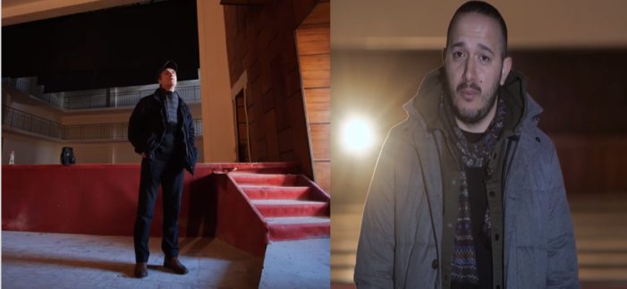 Gjirokastra bëhet me teatër të ri, flasin aktorët: Për ne ka qenë një ëndërr, deri më tani kemi pasur një teatër që kryeministri e quante frigorifer (VIDEO)