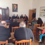 Ministrja Kumbaro në Zagorie: Përfundojmë projektin e rrugës, restaurojmë shtëpinë e Çajupit (FOTO)