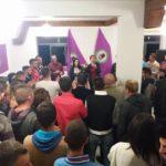 PS hap fushatën në Libohovë, Kumbaro e Çuçi takim me të rinjtë (FOTO)
