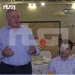 Iftarët elektoralë, Myftiu i Gjirokastrës mbështet kandidatët e PD-së (VIDEO)